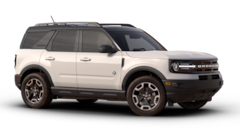 2021 Ford Bronco Sport Outer Banks 4x4 AWD Outer Banks  SUV