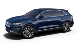 2020 Lincoln Nautilus Reserve Crossover
