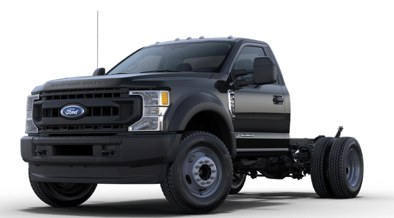 Ford F-550