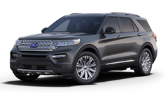 New 2020 Ford Explorer Limited SUV 1FM5K8FW4LGB83064 for Sale in Coeur d'Alene, ID