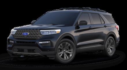 2021 Ford Explorer XLT 4WD SUV