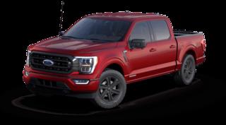 2021 Ford F-150 3.5L PowerBoost Full Hybrid 4x4 SuperCrew XLT Truck