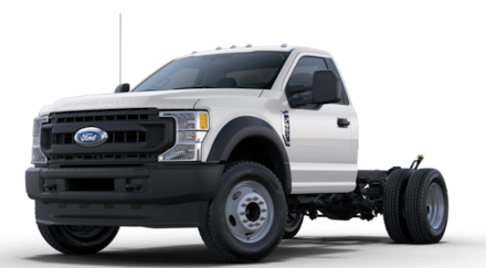 2022 Ford Chassis Cab F-550 XL Truck Regular Cab 1FDUF5GN0NEC15687