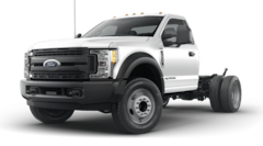 2018 Ford Chassis Cab F-550 XL Commercial-truck