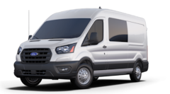 2020 Ford Transit-250 Crew Med Roof LWB Cargo