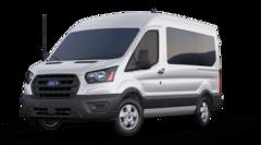 2020 Ford Transit-150 Passenger XL Wagon Medium Roof Van 1FMZK1C89LKB46524