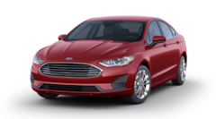 New 2020 Ford Fusion Hybrid SE 550A w/ Navigation & Ford CoPilot 360 FWD 2.0L IVCT I4 HEV  Sedan for sale in Edinboro, PA