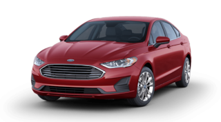 New 2020 Ford Fusion Hybrid Hybrid SE Sedan in Las Vegas, NV