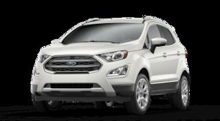 2021 Ford EcoSport Titanium Sport Utility