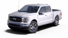 New 2021 Ford F-150 King Ranch Truck in Seminole, OK