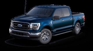 2021 Ford F-150 XLT Truck SuperCrew Cab