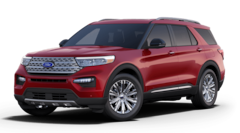 Buy a 2021 Ford Explorer Limited SUV for sale Youngstown