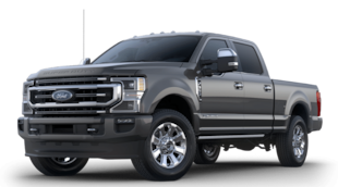 2020 Ford Superduty F-350 Platinum Truck