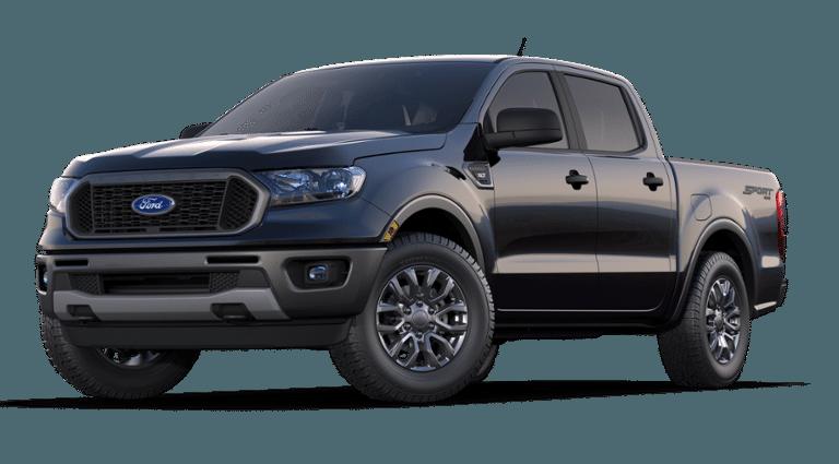 2020 Ford Ranger 4WD SuperCrew 5 Box
