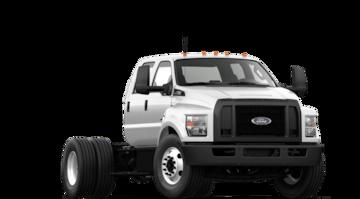 2019 Ford F-750 Diesel Truck