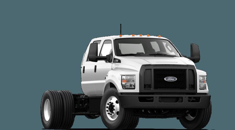 2018 Ford F-750 Diesel REG. CAB