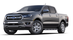 2020 Ford Ranger Lariat 4WD Supercrew 5&Rsquo; B Truck