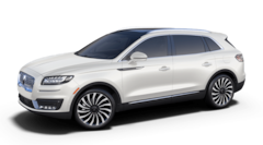 2020 Lincoln Nautilus Black Label Crossover