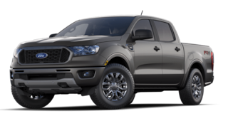 2021 Ford Ranger Crew Cab