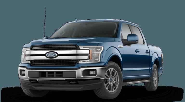 2018 Ford F-150 Lariat Truck