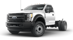 2019 Ford F-550SD XL Truck Regular Cab