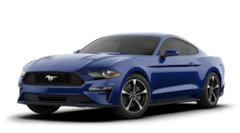 New 2020 Ford Mustang Ecoboost Coupe 1FA6P8TH2L5150338 for Sale in Stafford, TX at Helfman Ford