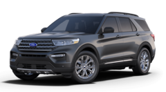2020 Ford Explorer Intelligent 4 Wheel