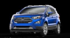 New 2020 Ford EcoSport Titanium SUV for Sale near OshKosh, WI