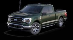 2021 Ford F-150 SLT SuperCab 4x4 Truck SuperCab Styleside