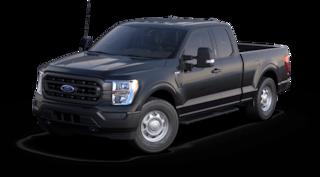 2021 Ford F-150 XL 4WD Supercab 6.5 Box truck