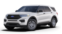 2020 Ford Explorer Base SUV 1FMSK7BH3LGC31187