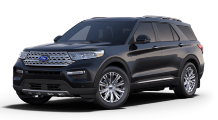 2020 Ford Explorer Limited Limited 4WD
