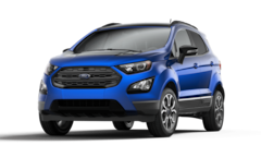 New 2020 Ford EcoSport SES SUV in Aberdeen, SD