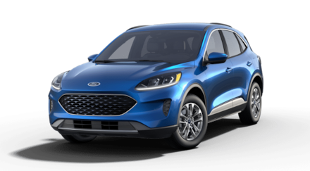 New 2021 Ford Escape SE SUV for sale in Hobart, IN
