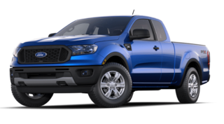 2020 Ford Ranger STX XL 2WD SuperCab 6 Box