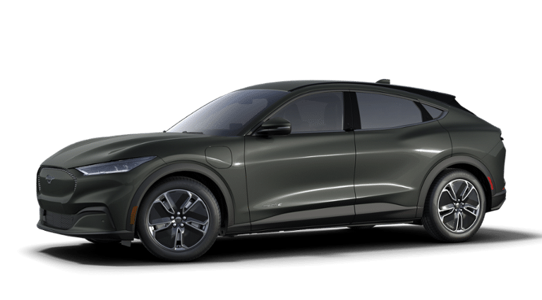 2021 Ford Mustang SUV
