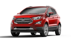 New 2020 Ford EcoSport for sale/lease in Sylva, NC
