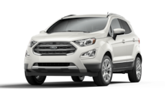 new 2020 Ford EcoSport Titanium SUV for sale in Washington NC