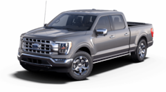 New 2021 Ford F-150 Lariat Truck SuperCrew Cab For Sale in Missoula