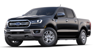 2021 Ford Ranger 2WD 5ft Box Truck SuperCrew