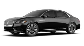 2020 Lincoln Continental Standard