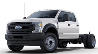 2022 Ford F-450 Chassis Truck Crew Cab