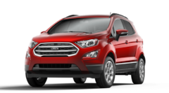 New 2020 Ford EcoSport SE SE FWD for sale in Harrisburg, IL