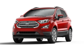 New 2020 Ford EcoSport SE Crossover in Las Vegas, NV