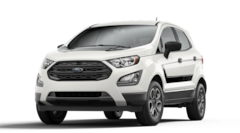 New 2021 Ford EcoSport S Crossover for sale in Seminole, OK