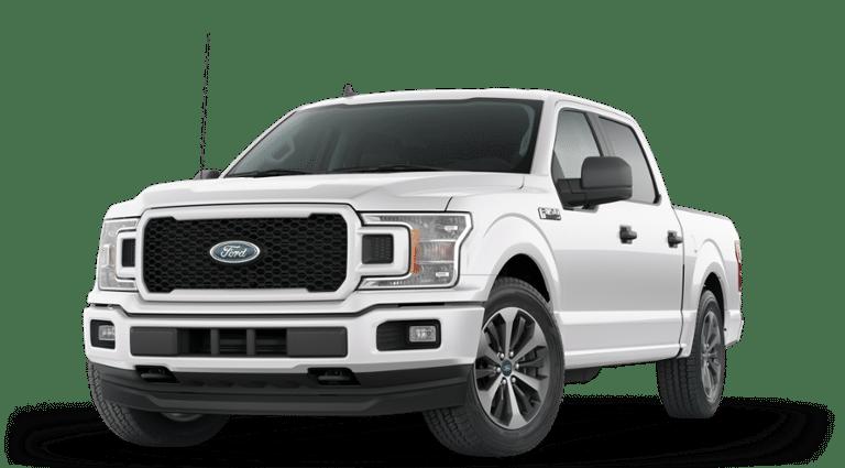 2020 Ford F-150 STX Crew Cab Pickup