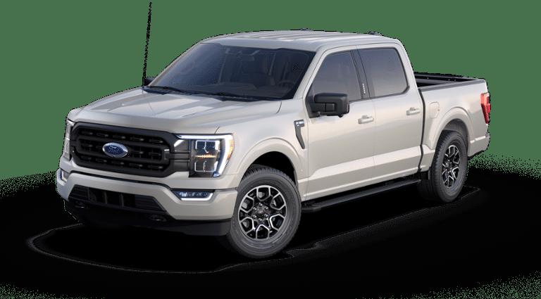 2021 Ford F-150 3.5L V6 EcoBoost 4x4 SuperCrew XLT Truck