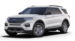 New Ford 2020 Ford Explorer XLT SUV in Meridian, MS