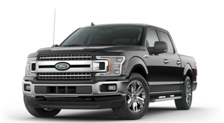 2020 Ford F-150 XLT SuperCrew 5.5-ft. Bed 4WD Crew Cab