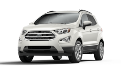 New 2020 Ford EcoSport for Sale in Stephenville, TX